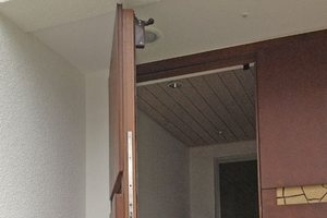 Door Checks for Highly Frequented Doors