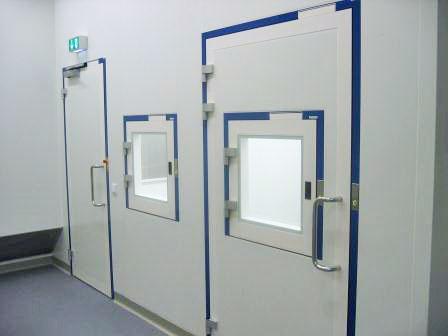 Door Interlock System Clean Room