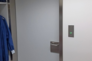 Interlock Control System for the Hospital Pharmacy in the University Clinical Center St. Poelten, Austria
