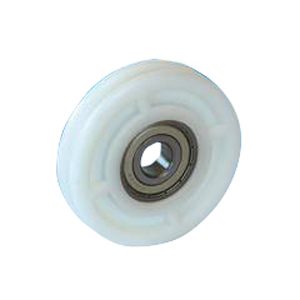 Other DICTATOR Lift Accessories: plastic rollers for sliding doors, magnetic switches