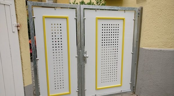 RTS Concealed Gate