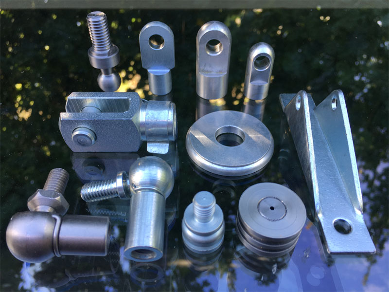 Optional Extras for Gas Springs
