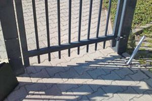 The RTS - invisible gate closer for access gates